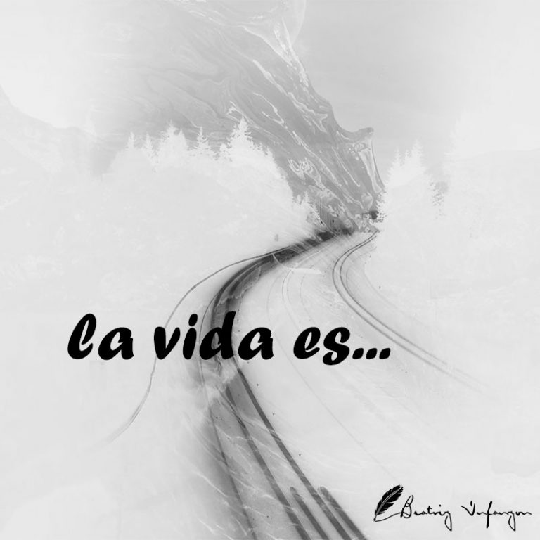La vida es..