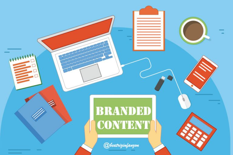 Brandend Content