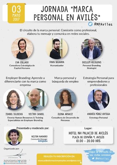 Jornada Marca Personal Avilés 2017
