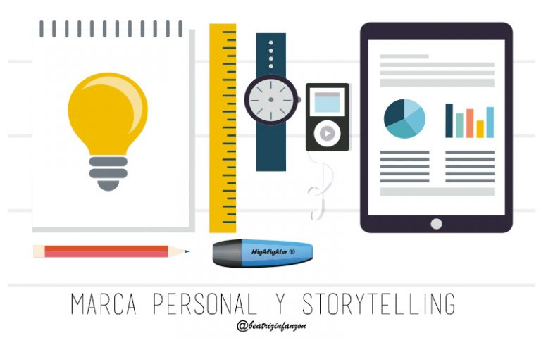 Marca personal y Storytelling