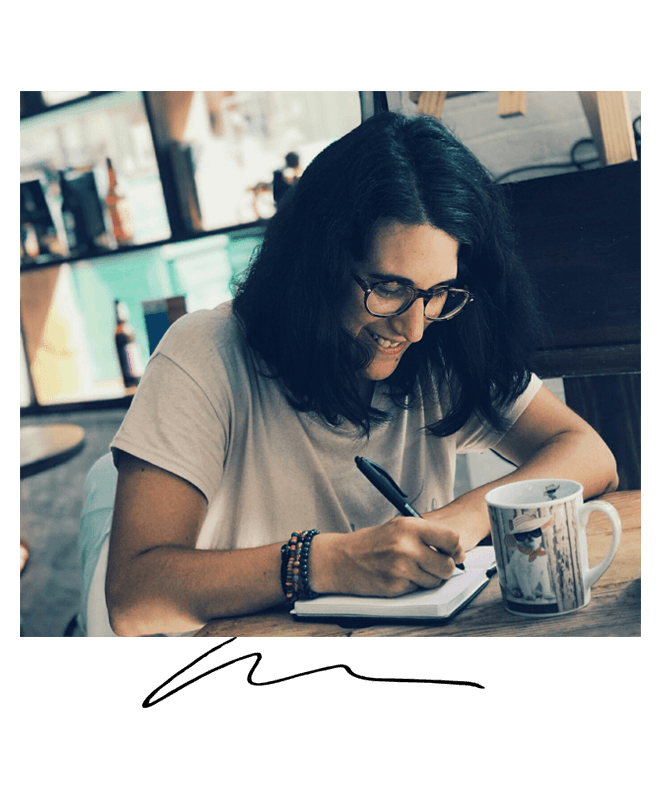 Mi historia - Beatriz Infanzón